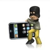 Ilustrasi pencurian hp (kabarmedan)