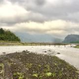 Sungai Ngglidik,�Dusun�Lebaksari, Desa Lebakharjo,�Kecamatan Ampelgading, Kabupaten Malang. (Foto: Irsya Richa/MalangTIMES)