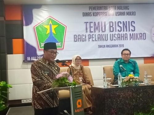 Wakil Wali Kota Malang Sofyan Edi Jarwoko (Humas Pemkot Malang for MalangTIMES)
