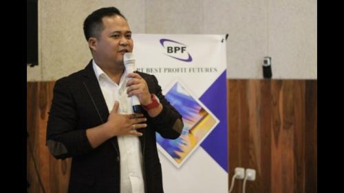 Direktur Utama BPF M. Khusyen Azhari. (Foto: Istimewa)