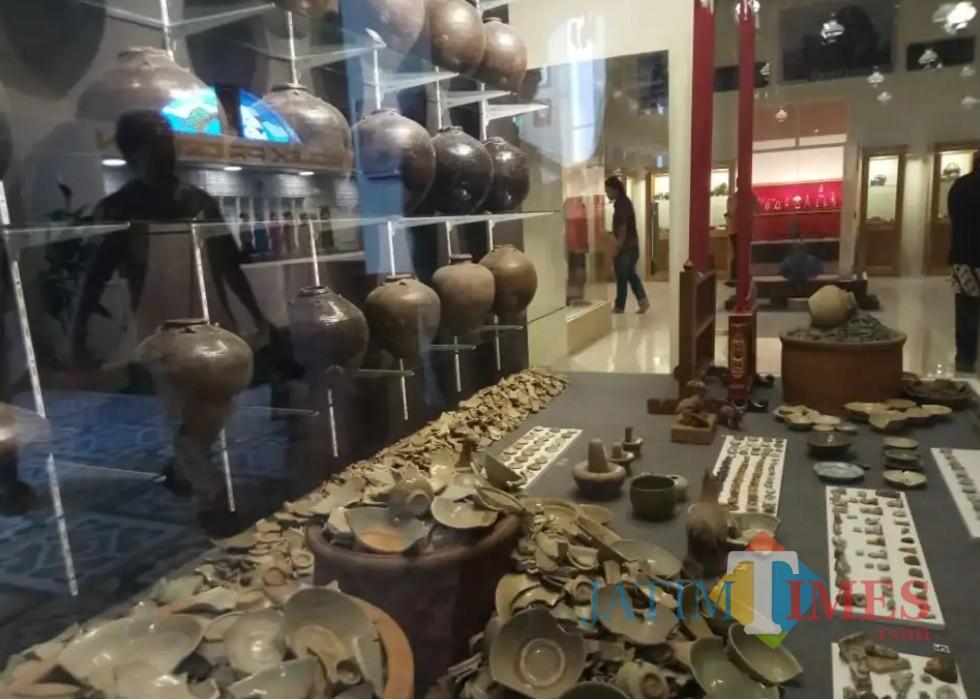 Salah satu sudut Museum Ganesya (Anggoro Sudiongko)