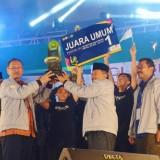 UIN Malang menjadi juara umum dalam PIONOR ke-9 2019. (Foto: Humas)