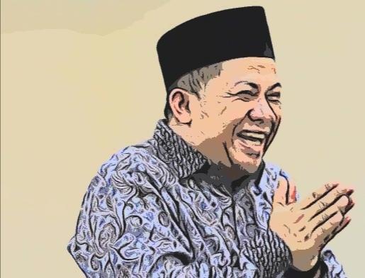 Fahri Hamzah layangkan surat sita paksa aset PKS. (Ist)