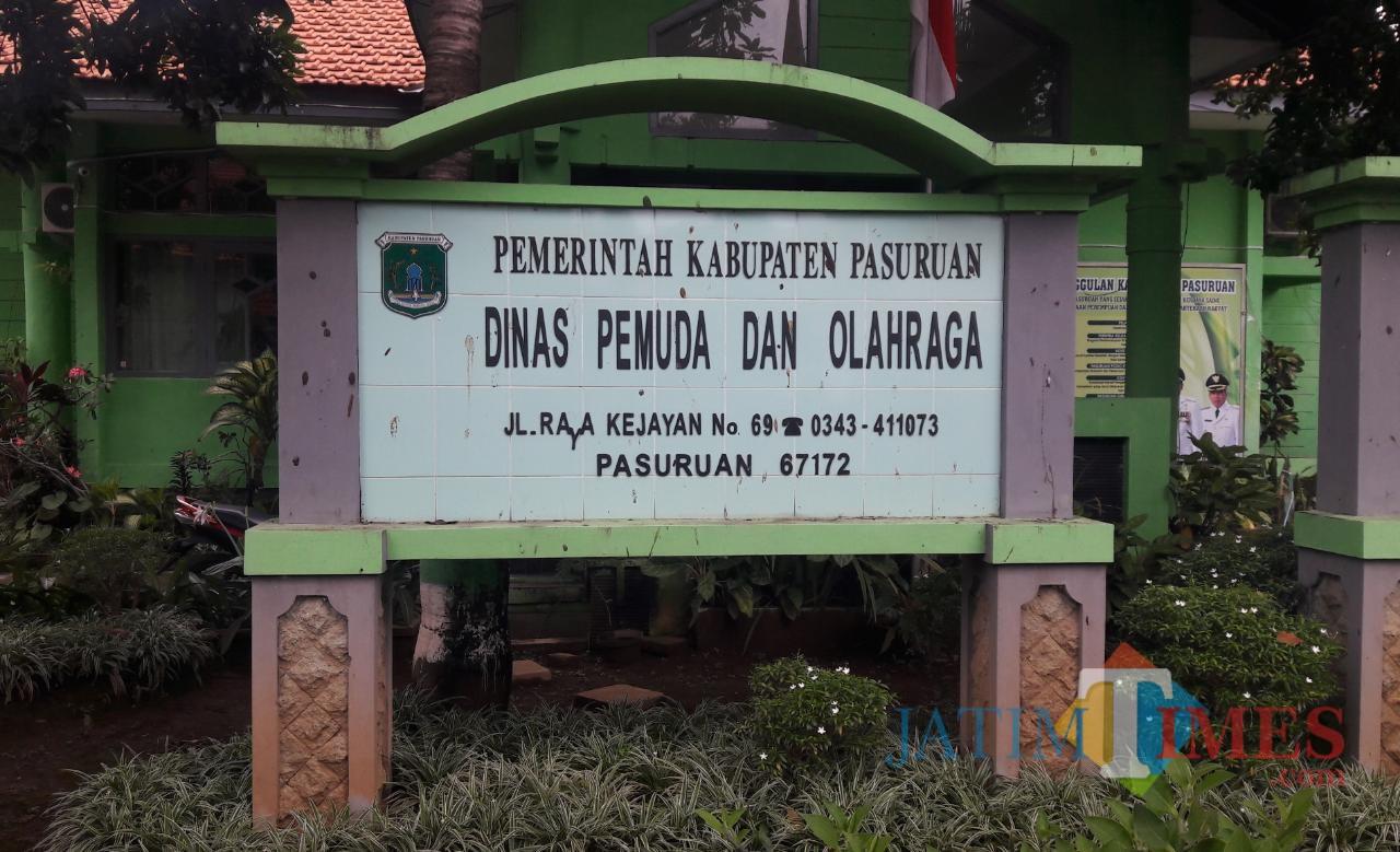 Kantor Dispora Kabupaten Pasuruan