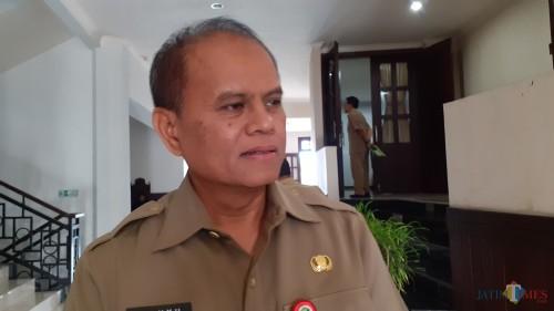 Kepala Dinas Perdagangan Kota Malamg Wahyu Setianto (Pipit Anggraeni/MalangTIMES).