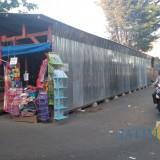 Lapak relokasi pedagang Pasar Legi.