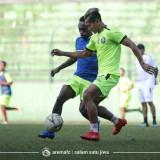 Pemain Arema FC ketika melakukan latihan (Official Arema FC)