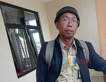 Renung Rubiyatadji Kabid Pengelolaan Sampah dan Limbah B3 DLH Kabupaten Malang (Nana)