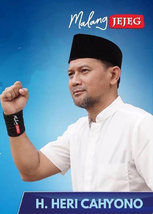 Heri Cahyono, Inisiator Malang Jejeg