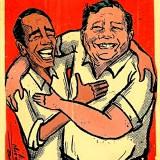Berbagai Pertemuan Terpisah, Koalisi Jokowi Pecah?