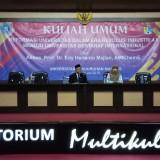 Menuju Universitas Bertaraf Internasional, Unikama Gelar Kuliah Umum, Datangkan Pemateri dari Malaysia