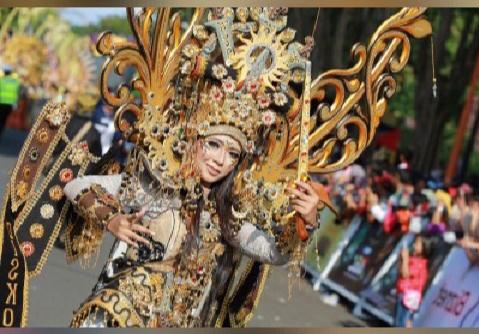 BEC 2019 ini mengangkat tema �The Kingdom of Blambangan�