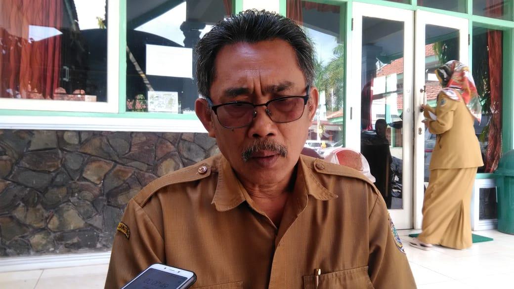 Kasi P2M Dinkes Tulungagung, Didik Eka (foto : Joko Pramono/Jatim Times)