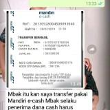 Modus Penipuan Baru, Pelaku Tunjukkan Bukti Transfer Bank yang Direkayasa Mirip Aslinya