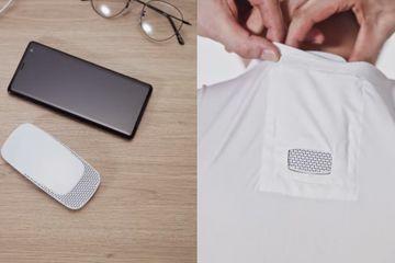 Ilistrasi AC dalam baju