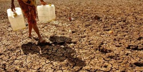 Kekeringan mulai mengintai wilayah Sumbermanjing Wetan. (Ist)