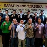 PDI-Perjuangan dan PKB Sama-Sama Raih 12 Kursi DPRD, Banteng  Rebut Kursi Ketua Dewan