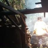 Bakar-Bakar Sampah, lha Rok Rumah di Kecamatan Dau Ludes Dilahab Api