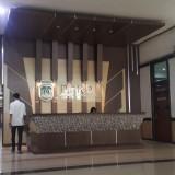 Suasana kantor DPRD Kabupaten Pasuruan