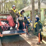 90 Pendaki Berhasil Dievakuasi, Pendakian Gunung Arjuna Ditutup Sementara