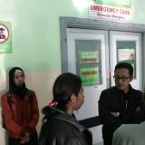 Terbakar saat Atraksi, Wali Kota dan Wakil Wali Kota Malang Beri Perhatian Khusus pada Seniman Ini