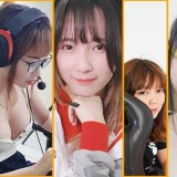Beradu Eksistensi, Para Gamer Cantik Ini Bikin Ketagihan Penyuka ESport