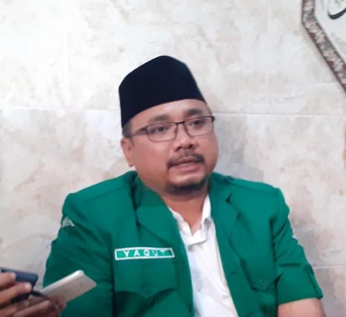 Ketua Umum PPGP Ansor, Yaqut Cholil Qoumas (Arifina Cahyanti Firdausi/MalangTIMES)