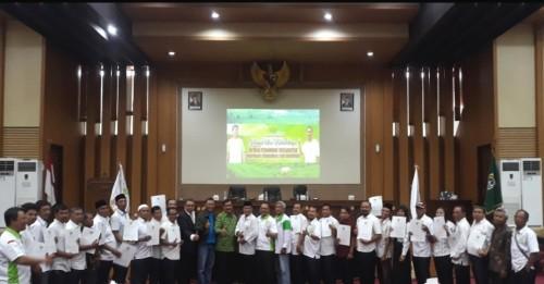 HKTI Kabupaten Malang mendorong seluruh pengurusnya di tingkat kecamatan untuk lebih aktif menjalin hubungan baik dengan PT, pemda, dan pemdes untuk memakmurkan petani. (for MalangTIMES)