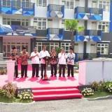Presiden Jokowi saat meresmikan Rusunawa di STKIP PGRI Tulungagung, Januari 2019 lalu (ist)