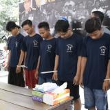 Keroyok Anak, Enam Pemuda Diringus Polisi