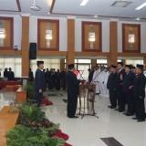 Lantik Pejabat Struktural, Plt Wali Kota: ASN Kota Blitar Harus Kreatif