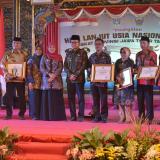 Peduli Lansia, Kabupaten Jember Raih Peringkat ke Tiga Kota Ramah Lansia bersama Surabaya dan Madiun