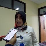 Kabid Kesehatan Masyarakat Veteriner (Kesmavet) Dinas Peternakan Jatim,�Drh Juliani Poliswari MM. (Foto: Imarotul Izzah/MalangTIMES)
