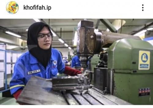 Tangkapan layar akun Instagram milik Gubernur Jawa Timur Khofifah Indar Parawansa. (Foto: Dokumen MalangTIMES)