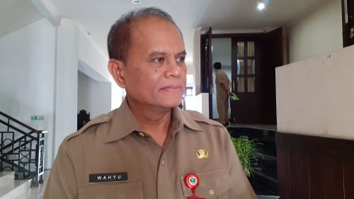 Kepala Dinas Perdagangan Kota Malamg, Wahyu Setianto (Pipit Anggraeni/MalangTIMES).