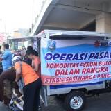 Operasi pasar di Pasar Wonokromo