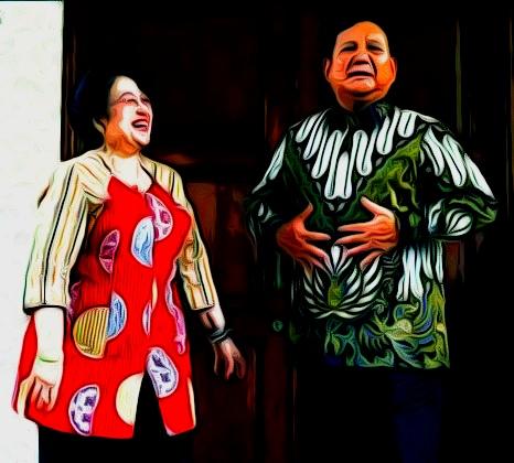 Megawati-Prabowo Terlihat Semakin Mesra, Jatah Kursi Kabinet Parpol Koalisi Jokowi Akan Berkurang?