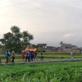Cari Jerami, Warga Desa Junrejo Ditemukan Tak Bernyawa di Tengah Sawah