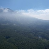 Kabut Turun di Gunung Arjuna, Aki Helikopter Pemadam Kebakaran Hutan Dihentikan