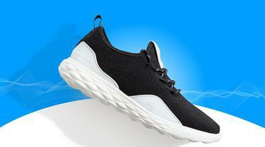 Pakai Sneakers dengan Teknologi Gelombang Suara? Bakal Bikin Aktivitasmu Semakin Nyaman