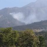 Tercatat Sudah 10 Hektare Hutan Terbakar di Kawasan Dau