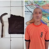 Berkeliaran di Rumah Warga Tengah Malam, Polisi Temukan Barang Ini Saat Meringkus Pelaku