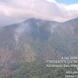 Pemadaman Hutan Lewat Udara di Gunung Arjuno Dihentikan Lagi