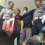Terungkap, Spesialis Pencuri Kompresor Ini Lima Kali Dipenjara, Alasannya Demi Nafkahi Istri Kedua