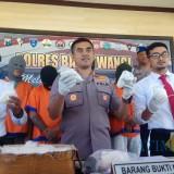 Polisi Sita Puluhan Ribu Pil Trex Tak Bertuan Di Jasa Ekspedisi