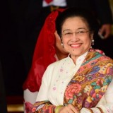 Megawati  Soekarnoputri.(Foto : tirto.id)
