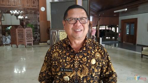 Plt Bupati Tulungagung, Maryoto Birowo (foto : Joko Pramono/Jatim Times)
