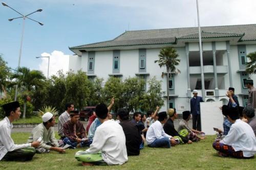 Mahasantri UIN Malang. (Foto: Humas)
