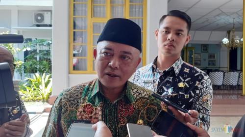 Plt Bupati Malang, Sanusi (Pipit Anggraeni/MalangTIMES).