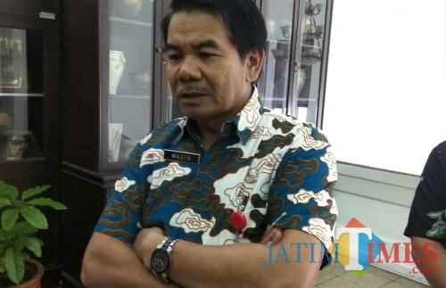 Sekretaris Daerah (Sekda) Kota Malang Wasto (Dok. MalangTIMES)